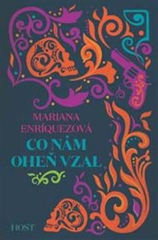 Co nám oheň vzal / Mariana Enríquezová - obálka knihy