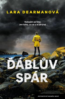 Ďáblův spár / Lara Dearmanová - obálka knihy