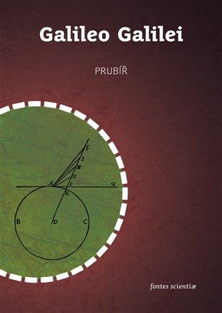 Prubíř / Galileo Galilei - obálka knihy