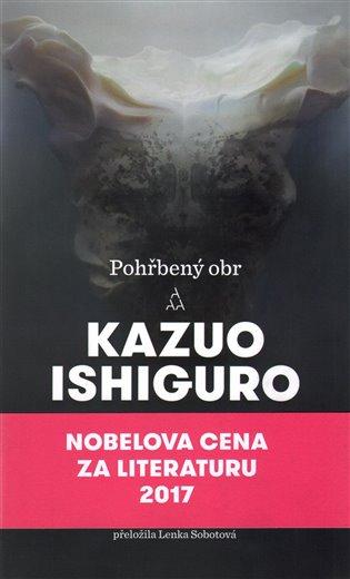 Pohřbený obr / Kazuo Ishiguro - obálka knihy
