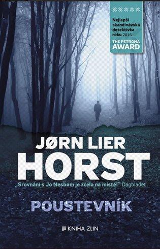 Poustevník / Jorn Lier Horst - obálka knihy
