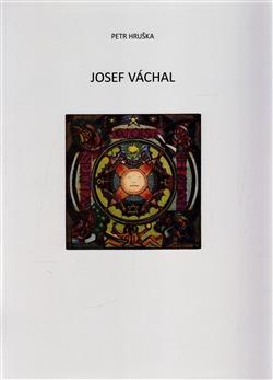 Josef Váchal - exlibris a jejich adresáti / Petr Hruška - obálka knihy