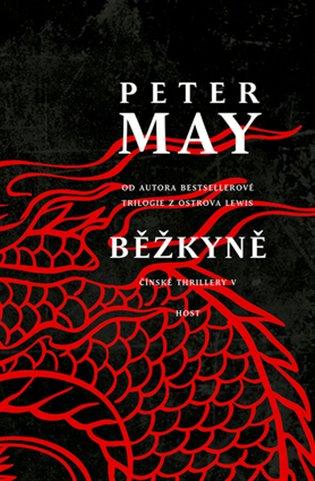 Běžkyně / Peter May - obálka knihy