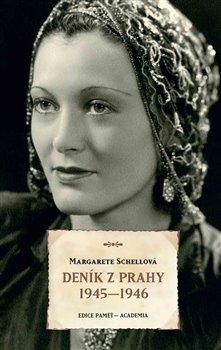 Deník z Prahy 1945-1946 / Margarete Schellová - obálka knihy