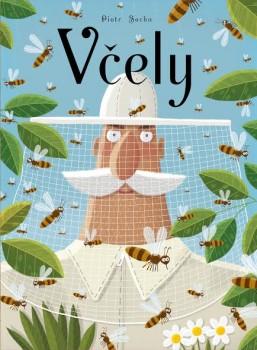 Včely / Piotr Socha - obálka knihy