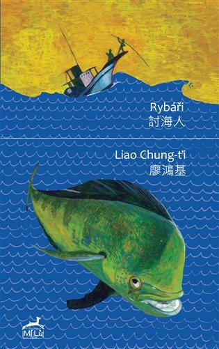 Rybáři / Liao Chung-ťi - obálka knihy