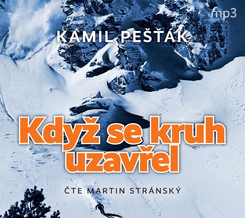Když se kruh uzavřel / Kamil Pešťák - obálka knihy