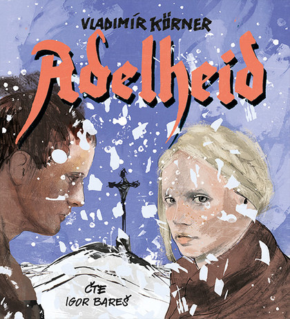 Adelheid / Vladimír Körner - obálka knihy