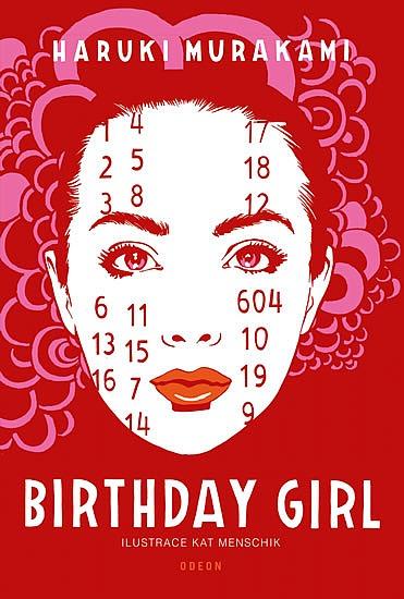 Birthday girl / Haruki Murakami - obálka knihy