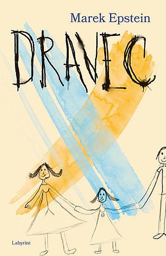 Dravec / Marek Epstein - obálka knihy