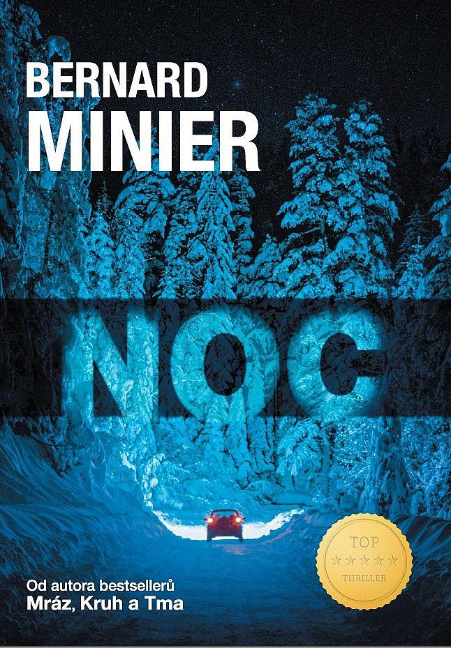 Noc / Bernard Minier - obálka knihy