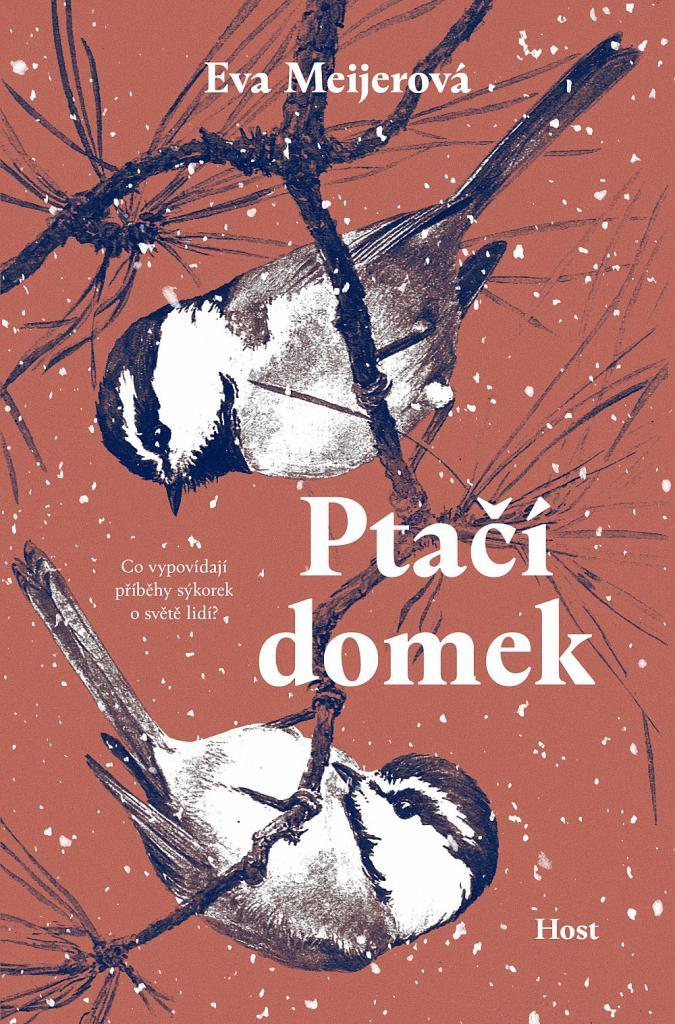 Ptačí domek / Eva Meijerová - obálka knihy