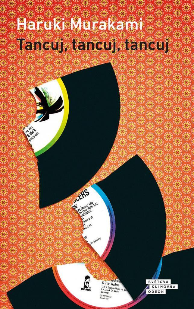 Tancuj, tancuj, tancuj / Haruki Murakami - obálka knihy