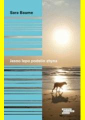 Jasno lepo podstín zhyna / Sara Baume - obálka knihy