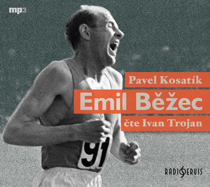 Emil Běžec / Pavel Kosatík - obálka CD