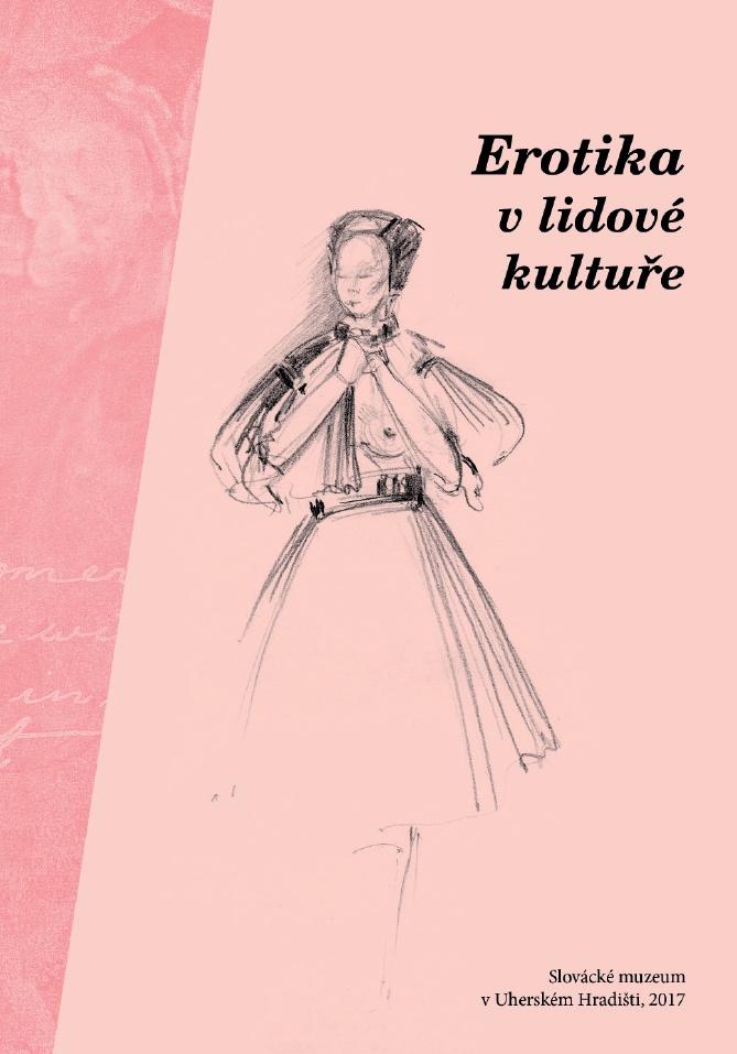 Erotika v lidové kultuře / Petr Číhal (ed.) - obálka knihy