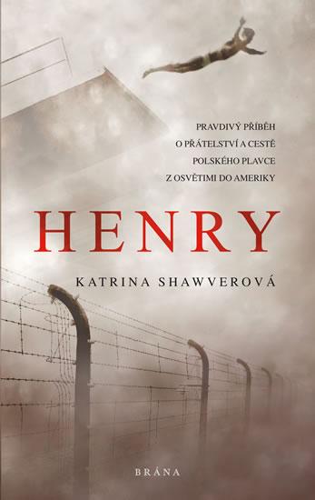 Henry / Katrina Shawverová - obálka knihy