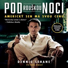 Pod rouškou noci [audiokniha] / Dennis Lehane - obálka CD