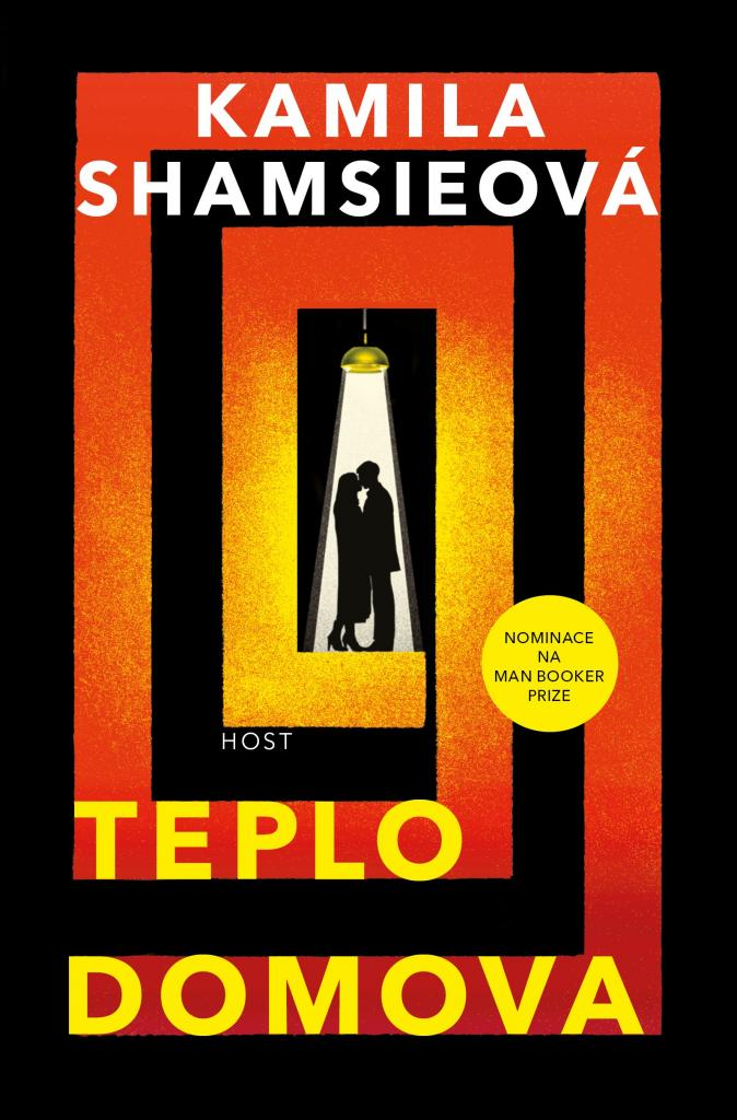 Teplo domova / Kamila Shamsieová - obálka knihy