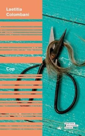 Cop / Laetitia Colombani - obálka knihy