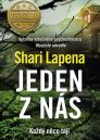 Jeden z nás / Shari Lapena - obálka knihy