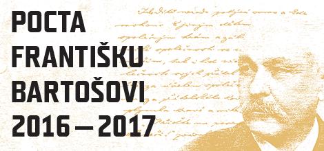 POCTA FRANTIŠKU BARTOŠOVI 2016 - 2017