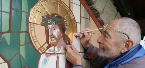 křížová cesta na Svatém Hostýně