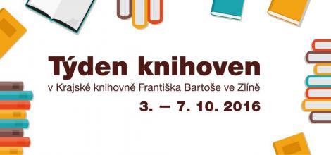 Týden knihoven 2016