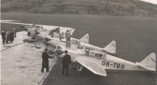 Letectví – Zlínský kraj