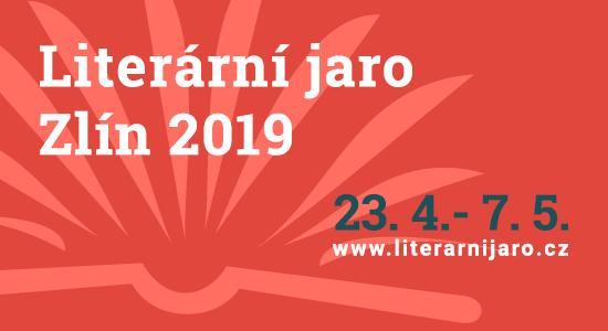 Literární jaro Zlín 2019