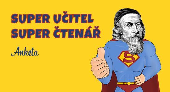 SUPER UČITEL SUPER ČTENÁŘ
