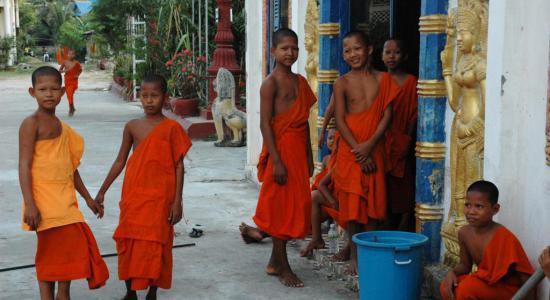 Český lékař v Kambodži
