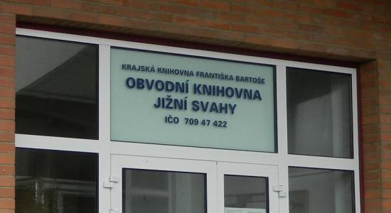 V Obvodní knihovně na Jižních Svazích opět otevřeno oddělení pro dospělé