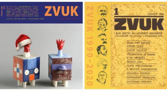 Nové číslo časopisu ZVUK Zlínského kraje