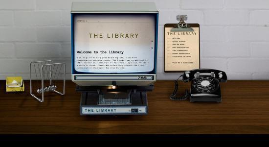 Elektronické služby knihoven - konference