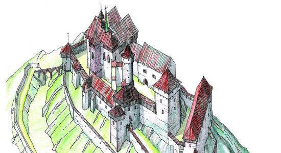 Příběhy hradů Zlínského kraje - výstava