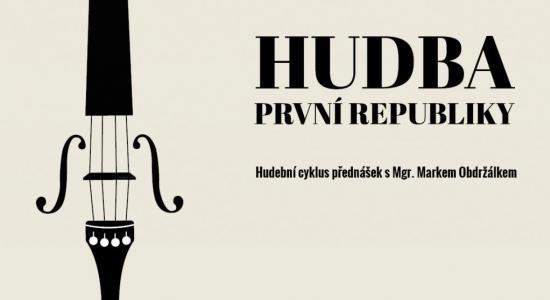 Hudba první republiky