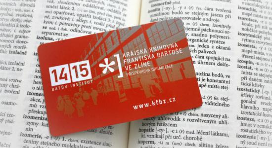 Výměna průkazů do knihovny - ilustrační foto
