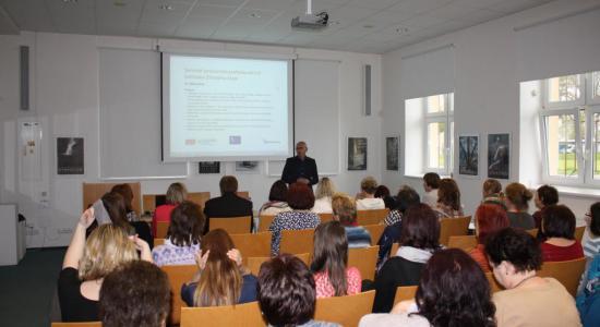 Krajský seminář pracovníků profesionálních knihoven ZK