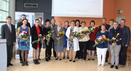 Ocenění knihoven a knihovníků Zlínského kraje