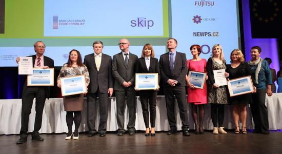 Vítězové soutěže Biblioweb 2015