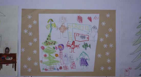 Vánoce u nás doma - výstava