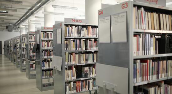 Oceňování knihoven a knihovníků 2016