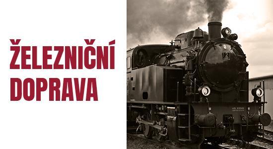 Rozumíme historii - Železniční doprava