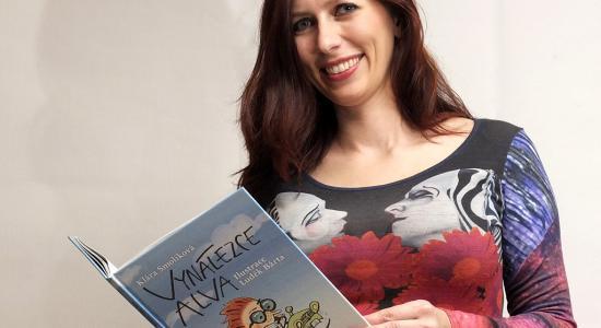 Klára Smolíková: Bublifuk - Jak se dělají komiksy