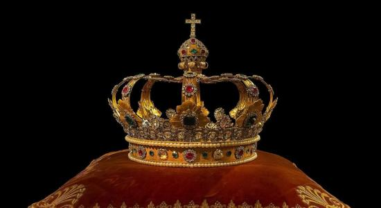 VU3V - Rituály evropských královských rodů