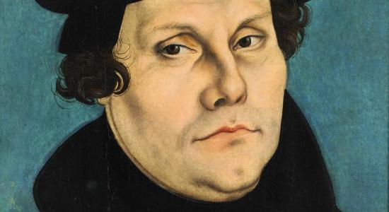 Reformace a Martin Luther