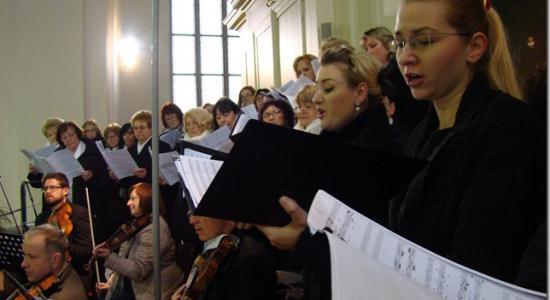 Zapomenutý barokní skladatel - kantor Josef Schreier