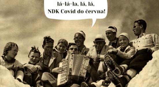 Přístup do Národní digitální knihovny Covid až do konce června 2021!