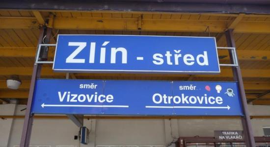 Otrokovice Zlín Vizovice